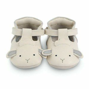 Donsje Amsterdam Spark Lammy Leather Baby Shoes